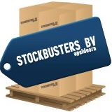 Stockbusters logo
