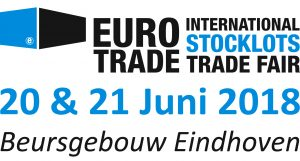 Eurotrade Fair Internationale restpartijen beurs 20 & 21 Juni 2018 Eindhoven