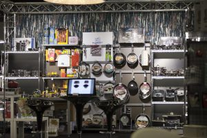 Cooking essentials at Eurotrade Fair February 2018 Eindhoven