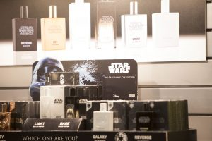 Star Wars products at Eurotrade Fair February 2018