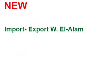 import-export-w-el-alam